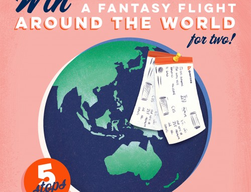 Win A Trip Around The World