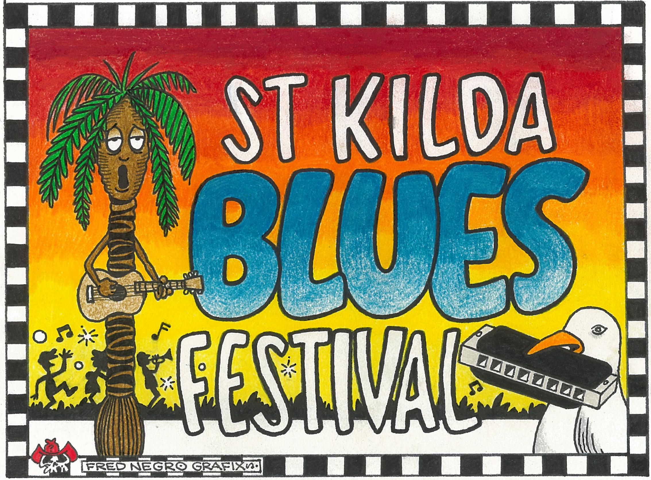 St Kilda Blues Festival 2021