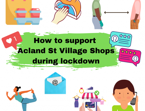 9 ways you can support local shops in Acland Street Village