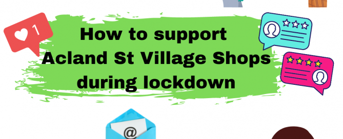 9 Ways to support local shops